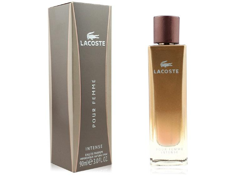 Женский аромат Lacoste Pour Femme Intense