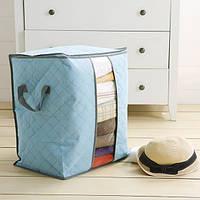 Органайзер для хранения постельного белья и одежды, фото 1