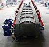 Желобчатые ленточные транспортеры (навантажувач) шириной 850 мм. длина 6 м., фото 2