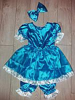 Детский карнавальный костюм МАЛЬВИНА на девочку