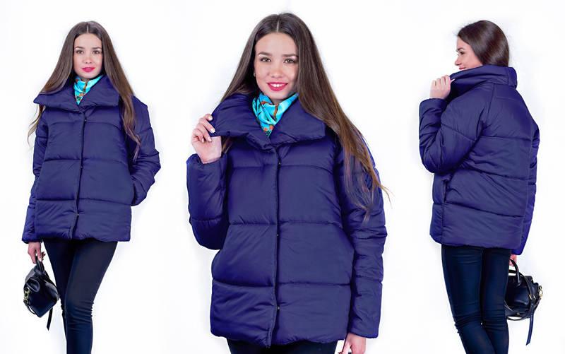 Куртка Nikki жіноча зимова на пуговках, фото 1