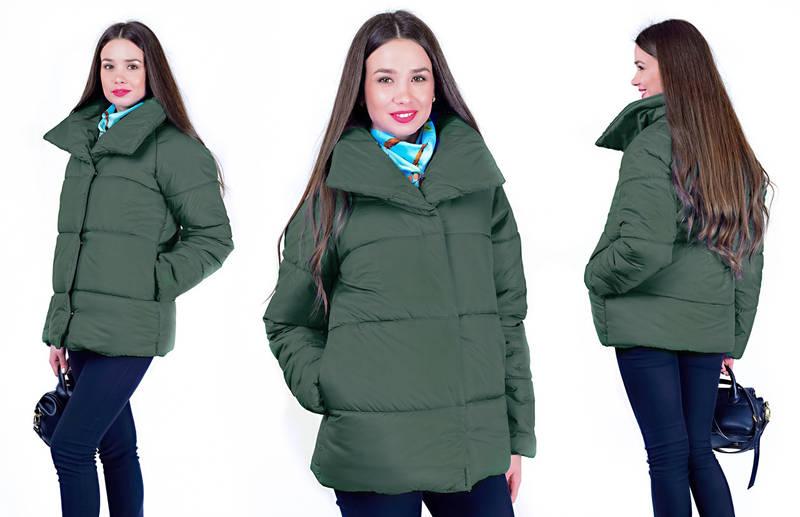 Куртка Nikki жіноча зимова на пуговках, фото 3