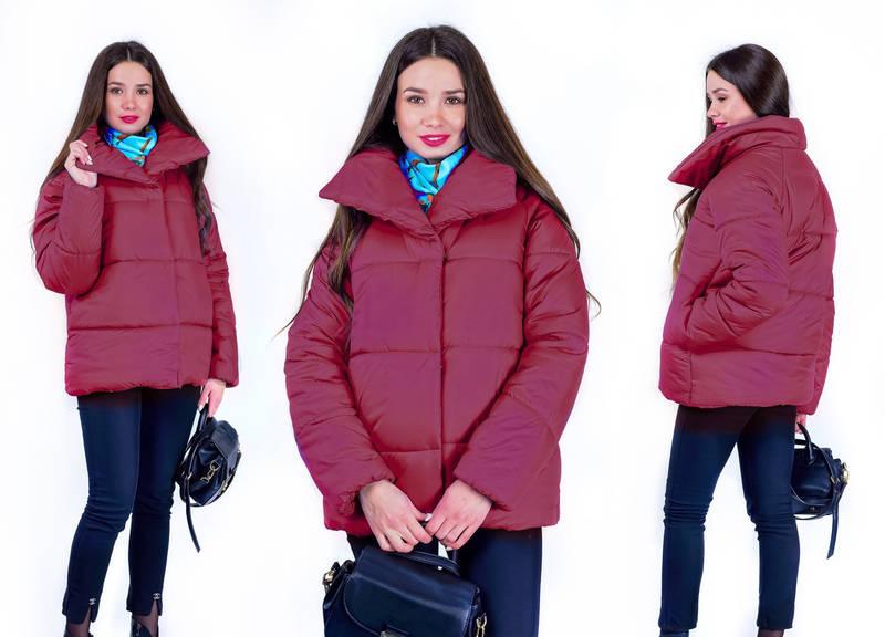 Куртка Nikki жіноча зимова на пуговках, фото 4
