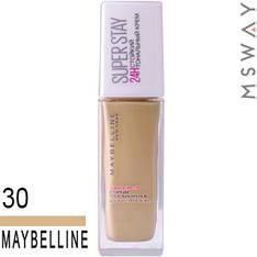 Maybelline - Тональный крем стойкий Super Stay 24H Тон 30 песочный 30ml