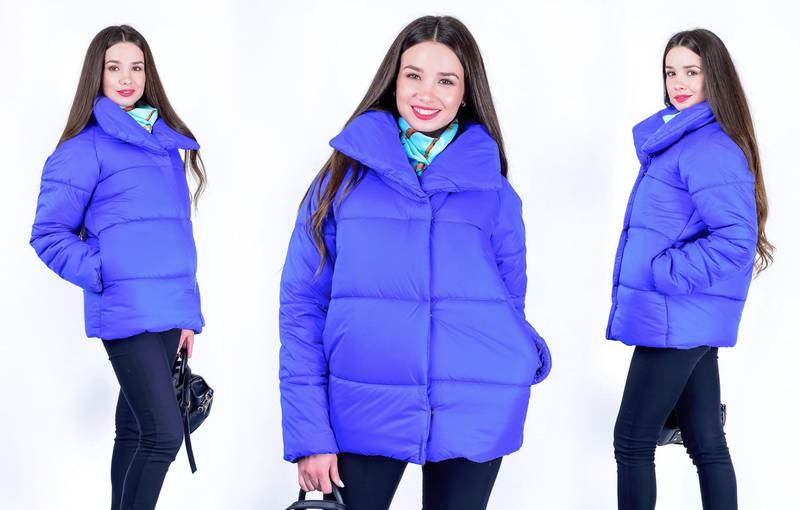 Куртка Nikki жіноча зимова на пуговках, фото 5