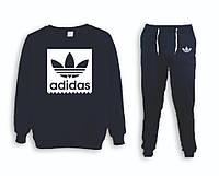 Мужской спортивный костюм реглан  Adidas (Адидас)