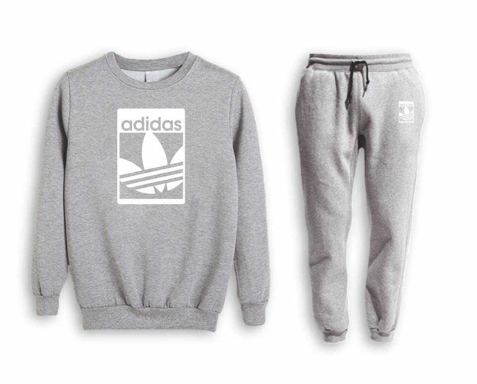 Летний мужской спортивный костюм для тренировок Adidas (Адидас)