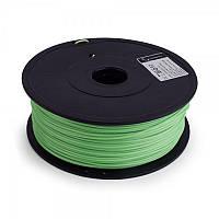 Филамент пластик Gembird (FF-3DP-ABS1.75-02-G) для 3D-принтера, ABS, 1.75 мм, зеленый, 600гр