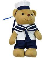 Мишка плюшевый Teddy Navy 20 см, фото 1