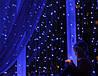 Гірлянда зовнішня DELUX CURTAIN 456LED 2x1.5m синій/білий IP44 EN, фото 4