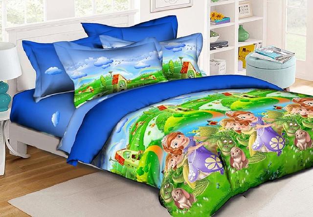 картинка детское постельное белье София
