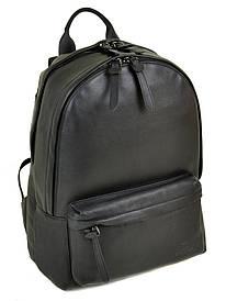 Рюкзак Міський шкіряний BRETTON BE 2004-1 черная