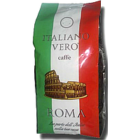 Кофе в зернах Italiano Vero Roma 1кг
