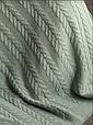 Покривало 170x240 BETIRES BREMEN GREEN (100% акрил), фото 2