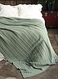 Покривало 170x240 BETIRES BREMEN GREEN (100% акрил), фото 3