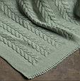 Покривало 170x240 BETIRES BREMEN GREEN (100% акрил), фото 4