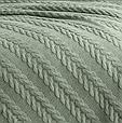 Покривало 170x240 BETIRES BREMEN GREEN (100% акрил), фото 5
