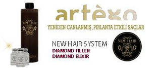 New hair system - унікальна система для відновлення волосся