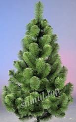 Сосна искусственная елка 0.9 м новогодняя пушистая (90 см)