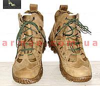 """Зимние тактические ботинки """"DRAGON"""". Кожа+кордура. Размеры: 40,41, 42, 43, 44, 45, фото 1"""