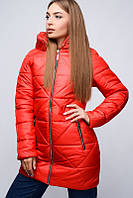 Зимняя женская куртка К 0018 с 01