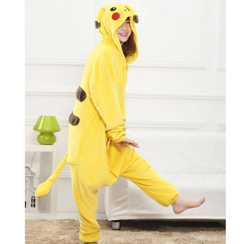 Кигуруми пижама Пикачу  продажа e0db8552cd2ad