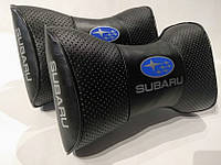 Подушка на подголовник Subaru