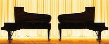 Ансамблі для фортепіано (в 4 руки і 2 ф-но)