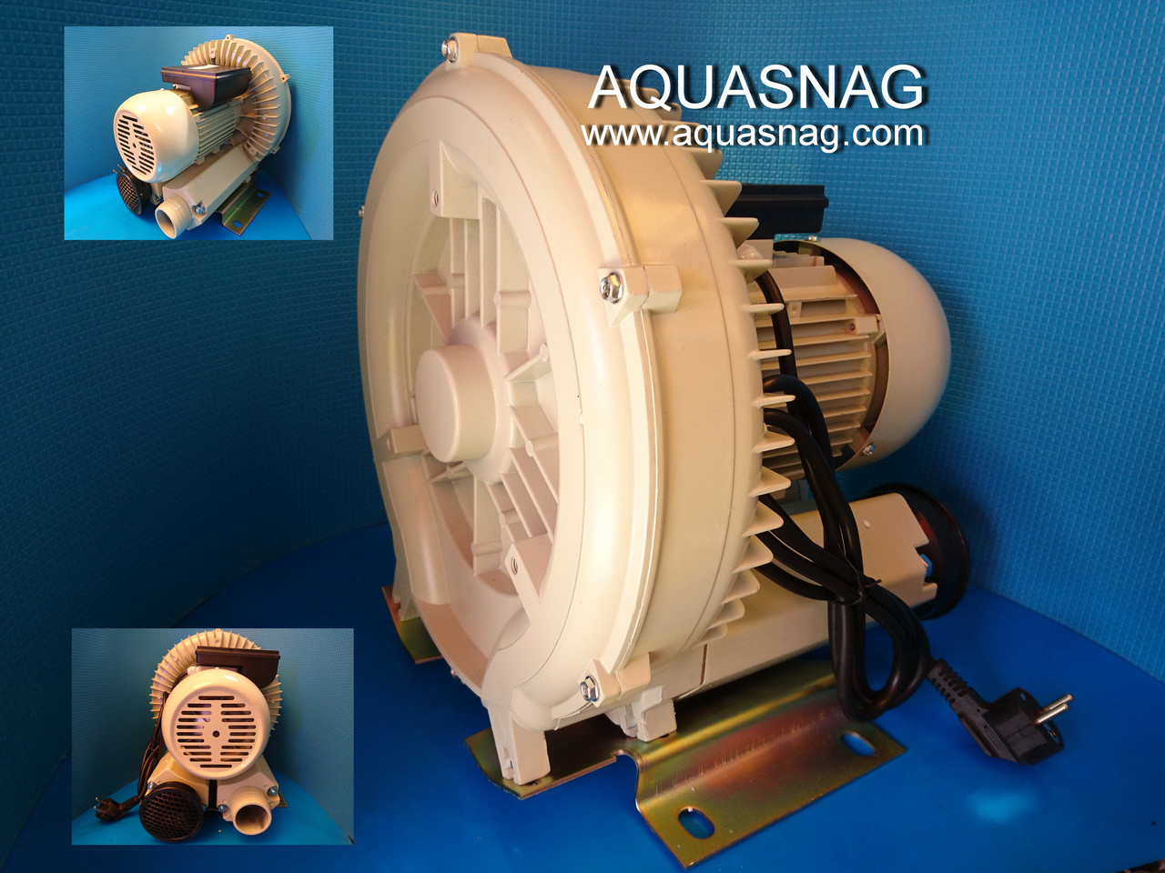 Компрессор вихревой SunSun HG-250C, 580 л/м