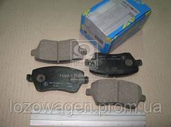 Колодки тормозные на Duster 1.6i 16V KASHIYAMA D1261
