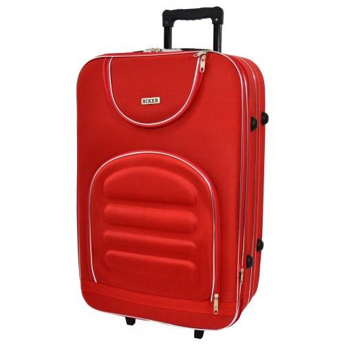 Дорожный чемодан Lux (средний). Разные цвета.