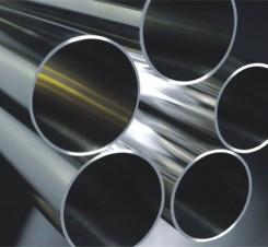 Труба нержавеющая 10,0х1,5 мм AISI 201 мат/полир