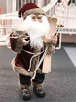 """Кукла """"Санта Клаус"""" коллекционная 41 см высота"""