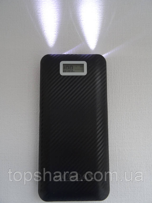 УМБ павер банк (Power Bank) MONDAX JS-09M LCD 52000mAh Black