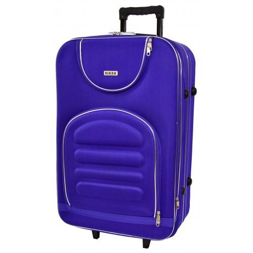 Дорожный чемодан Lux (большой). Разные цвета.