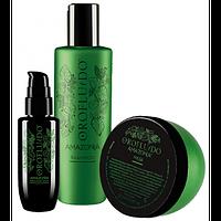 Набор OROFLUIDO AMAZONIA REVLON PROFESSIONAL  (шампунь+маска+бальзам)