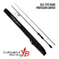 Удилище Yamaga Blanks Ballistick 810ML/Nano River Custom
