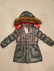 Зимняя куртка для девочки DPam
