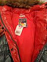 Зимняя куртка для девочки DPam, фото 2
