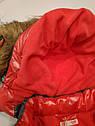 Зимняя куртка для девочки DPam, фото 4