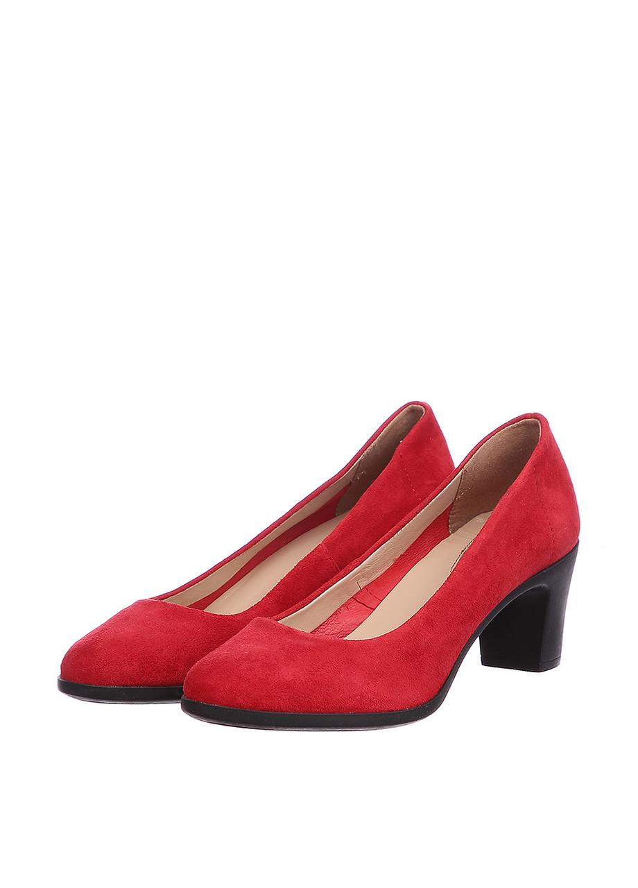 Туфли женские BATA цвет красный размер 41 арт 623-5393