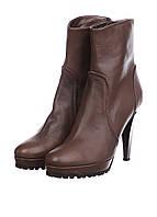Ботинки женские MaxMara цвет коричневый размер 39 арт 3X45295273