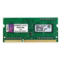 Модуль памяти для ноутбука SoDIMM DDR3 4GB 1600 MHz Kingston (KVR16S11S8/4G)