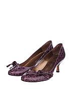 Туфли женские Gerard Darel цвет баклажановый размер 39 40 арт 3A0902A291E19