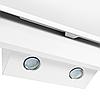 Кухонная вытяжка Perfelli DN 6672 А 1000 W/I LED наклонная, фото 3