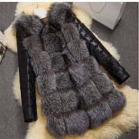 Куртка женская с мехом AL7816