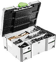 Соединители Domino в систейнере SV-SYS D14 Festool 201353