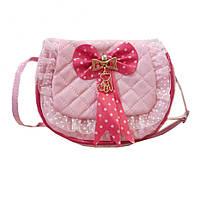 Детская сумочка бантик