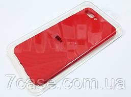 Чехол для Huawei Honor 10 силиконовый Molan Cano Jelly Case матовый красный