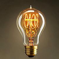 Лампа Эдисона 40Вт E27 2700K LM720 , фото 1